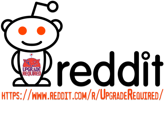 Upgrade Required on Reddit